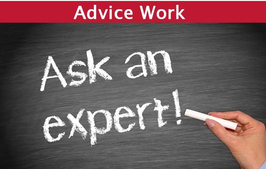 Advice Work
